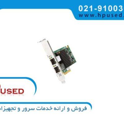 کارت شبکه فیبر نوری سرور اچ پی NC550SFP 581201-B21