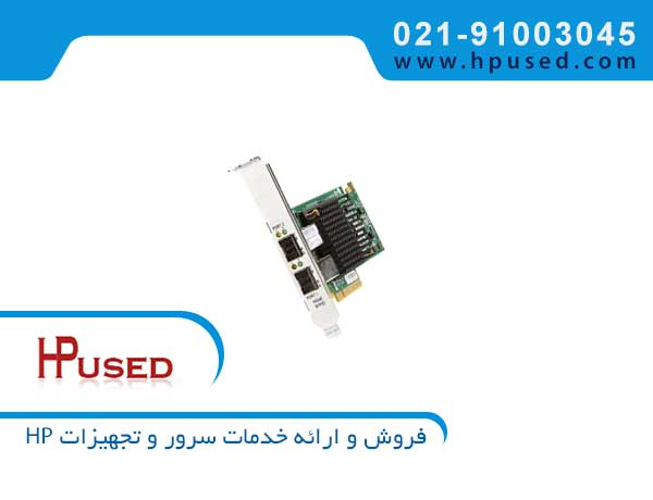 کارت شبکه اچ پی HPE 82Q 8Gb 2-port PCIe AJ764A