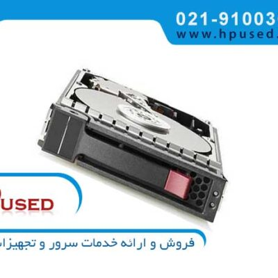 هارد سرور اچ پی 300GB 12G SAS 15K J9F40A