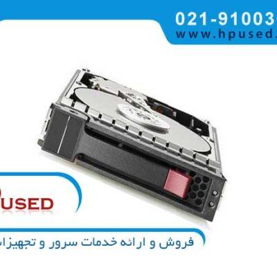 هارد سرور اچ پی 600GB 12G SAS 15K 759212-B21