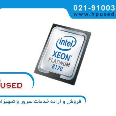سی پی یو سرور اینتل Xeon Platinum 8170