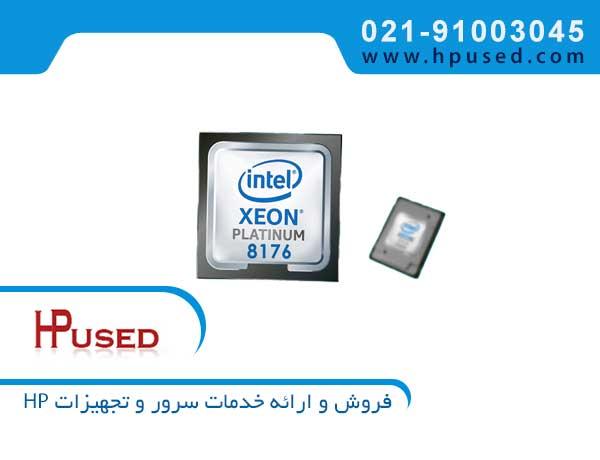 سی پی یو سرور اینتل Xeon Platinum 8176