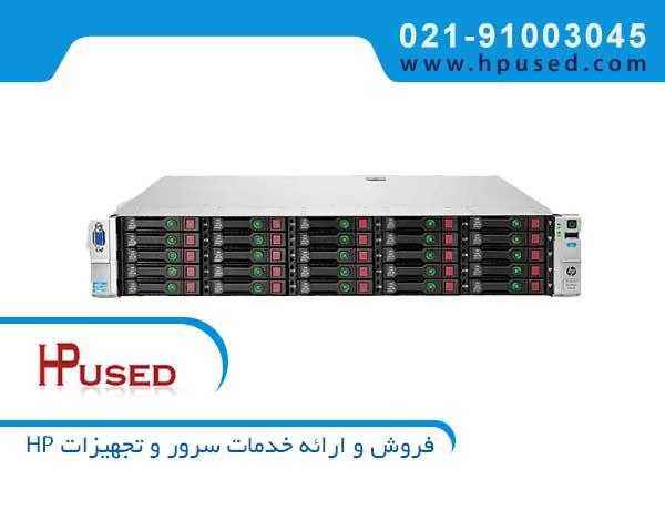 سرور اچ پی DL380P G8 E5-2650v2 704558-XX1
