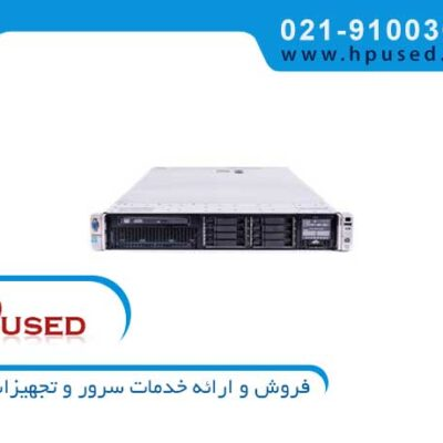 سرور اچ پی ProLiant DL380P Gen8 E5-2650LV2 715229-B21