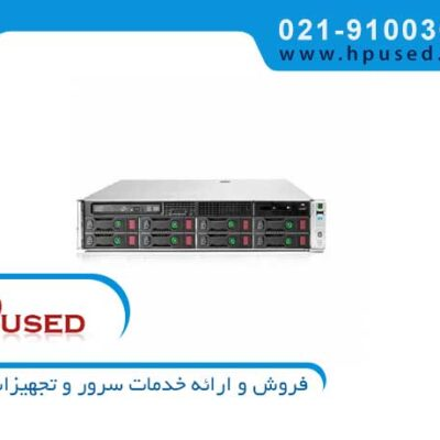 سرور اچ پی ProLiant DL380P G8 8Bay E5-2665