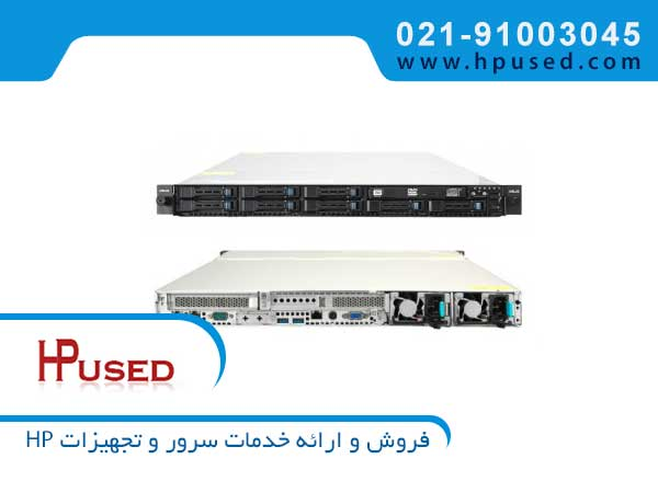 سرور ایسوس RS700-E8-RS8 E5-2650 v4 128GB 480GB