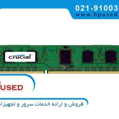رم سرور کروشیال 8GB PC3-12800R