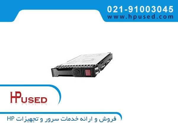 حافظه اس اس دی سرور اچ پی 128GB 6G SATA 709106-001