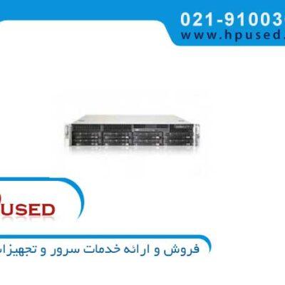 سرور سوپرمایکرو 825TQ-563LBP 2x8GB