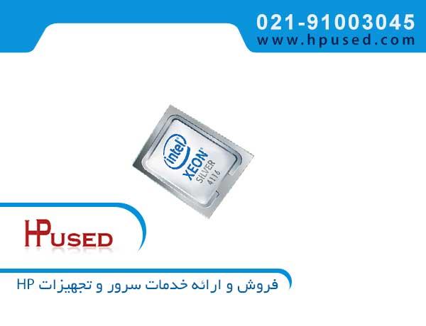 سی پی یو سرور اینتل Xeon Silver 4116