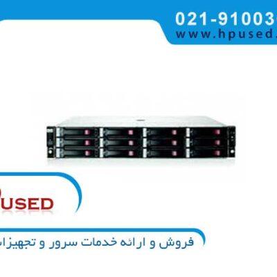 ذخیره ساز تحت شبکه اچ پی P2000 AP843A