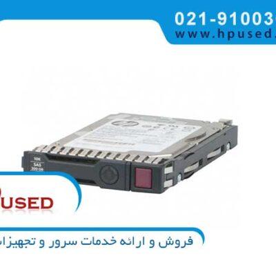 هارد سرور اچ پی Used 300GB 6G SAS 10K