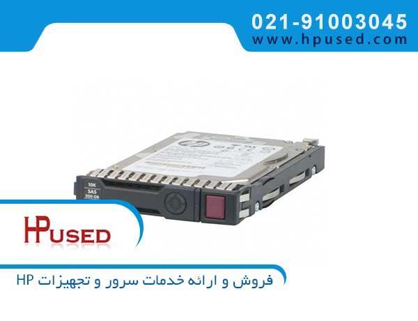 هارد سرور اچ پی 600GB 6G SAS 10K 653957-001