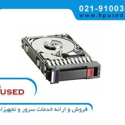 هارد سرور اچ پی 3TB 6G SAS 7.2K