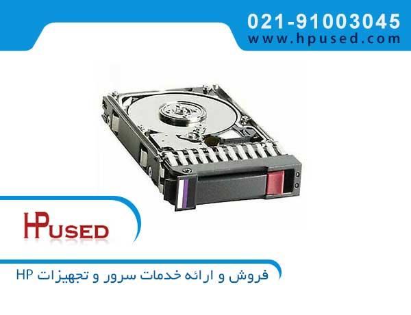 هارد سرور اچ پی 600GB 12G SAS 10K J9F46A