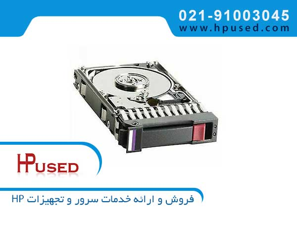 حافظه اس اس دی سرور اچ پی 800GB 12G SAS 741159-B21
