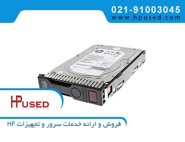 هارد سرور اچ پی 1TB 6G SATA 7.2K 662621-005