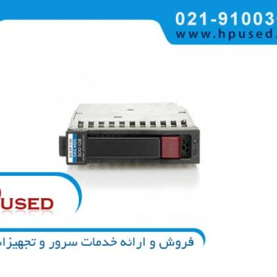 هارد سرور اچ پی 6TB 12G SAS 7.2K 765864-001