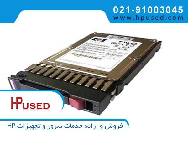 هارد سرور اچ پی 300GB 6G SAS 15K 627117-B21