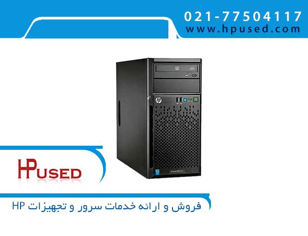 سرور HP ML10 G8 E-1220
