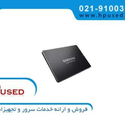 حافظه اس اس دی سرور سامسونگ SM863a 960GB