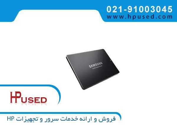 حافظه اس اس دی سرور سامسونگ SM863 1.92TB