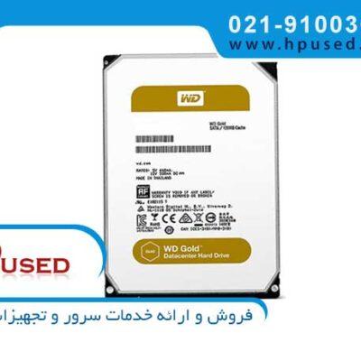 هارد سرور وسترن دیجیتال Gold 2TB SATA WD2005FBYZ