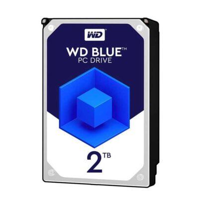 هارد دیسک وسترن دیجیتال آبی 2TB