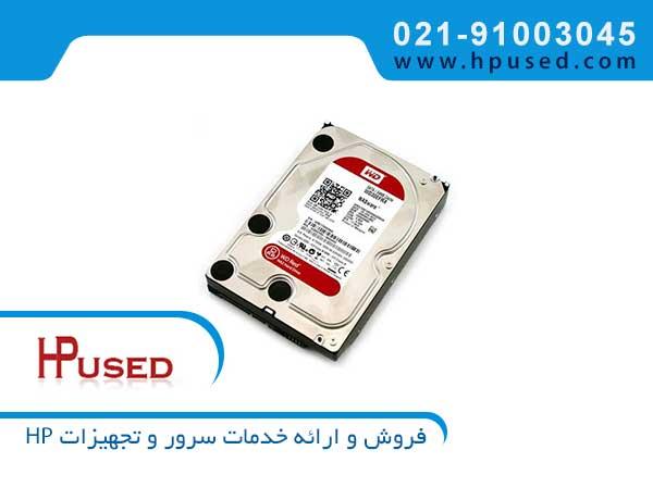 هارد ذخیره ساز وسترن دیجیتال Red 6TB WD60EFRX