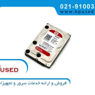 هارد ذخیره ساز وسترن دیجیتال Red 5TB WD50EFRX