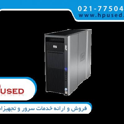 کیس رندرینگ HP Workstation Z800