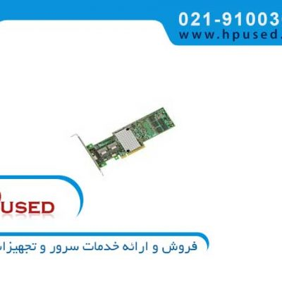 رید کنترلر سرور ال اس آی MegaRAID 9261-8i